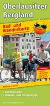 Rad- und Wanderkarte Oberlausitzer Bergland, Publicpress