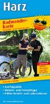 Radwanderkarte Harz Maßstab 1:100.000, Publicpress