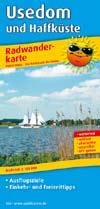 Radwanderkarte Usedom und Haffküste, Publicpress