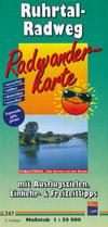 Radwanderkarte Ruhrtal-Radweg, Publicpress