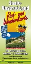 Publicpress-Radwanderkarte Saale-Unstrut-Land