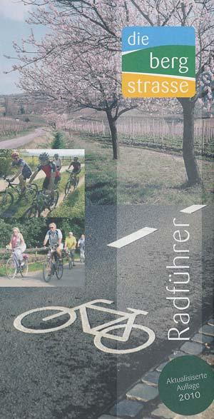 Radführer die Berg-Strasse