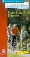 Radtourenkarte Rothsee, Brombachsee