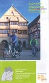 Radkarte Radsüden - Baden-Württemberg M. 1:160.000