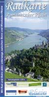 Radkarte Romantischer Rhein