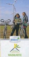 Radkarte Südliches Emsland Energie Parcours