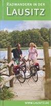 Radwandern in der Lausitz - Übersichtskarte