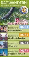 Radwandern im Landkreis Mansfeld-Südharz