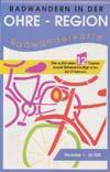 Radwanderkarte Ohre-Region, Maßstab 1:50.000, 1996