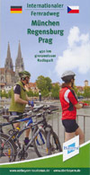 Internationaler Fernradweg München - Regensburg - Prag