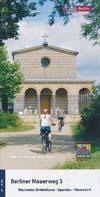 Berliner Mauerweg 3 - Westroute: Griebnitzsee - Spandau - Hermsdorf