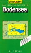 Rad- und Wanderkarte Bodensee, Maßstab 1:75.000 (Regio-Cart 1994)