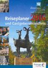 Ilmenau himmelblau Reiseplaner 2016 und Gastgeberverzeichnis