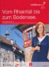 Vom Rheinfall bis zum Bodensee