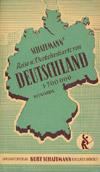 Schaffmanns Reise- und Verkehrskarte Deutschland M1:700.000
