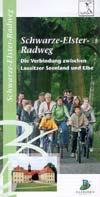 Schwarze-Elster-Radweg, Verbindung zwischen Lausitzer Seenland und Elbe