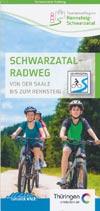 Schwarzatal-Radweg von der Saale bis zum Rennsteig