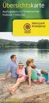 Übersichtskarte Naturpark Altmühltal