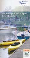 Unterwegs in der Region Finowkanal - Wassertourismus