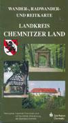 Wander-, Radwander-, Reitkarte Landkreis Chemnitzer Land