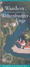 Wandern im Naturschutzgebiet Weltenburger Enge