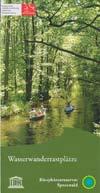 Wasserwanderrastplätze Biosphärenreservat Spreewald