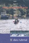 Wasserwanderkarte Ruhrtal