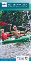 Wasserwandern auf der Saale in Thüringen