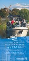 Wasserwanderkarte Potsdamer und Brandenburger Havelseen