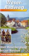 Weser-Radweg vom Weserbergland bis zur Nordsee