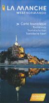 Touristische Karte La Manche Westnormandie