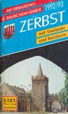 Informations- & Kulturfürher Zerbst 1992/1993