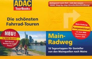 Main-Radweg - ADAC-TourBooks Die schönsten Fahrrad-Touren
