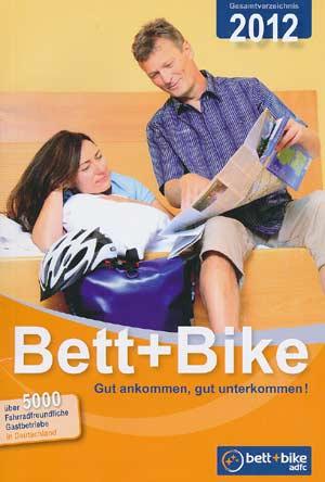 Bett + Bike Gesamtverzeichnis 2012