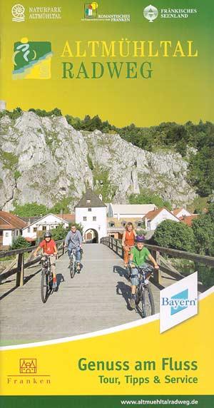 Altmühltal-Radweg - Tour, Tipps und Service