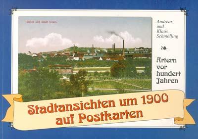 Artern - Stadtansichten um 1900 auf Postkarten