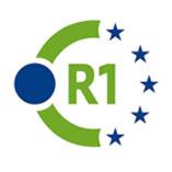 Aufkleber Europaradweg - Euroroute R1