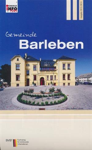 Gemeinde Barleben - Infoplan