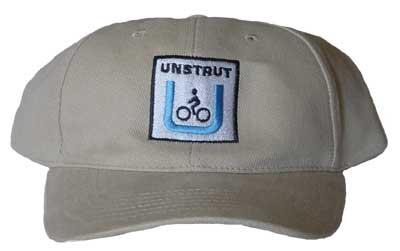 Unstrut-Radweg-Basecap beige