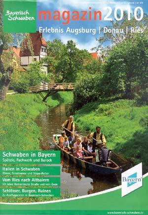 Erlebnis Augsburg | Donau | Ries - Magazin 2010