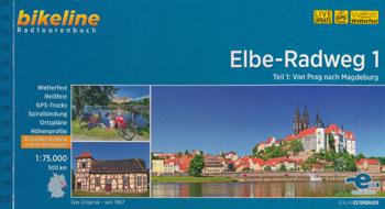 Bikeline-Radtourenbuch Elberadweg Teil 1: von Prag nach Magdeburg