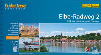 Bikeline-Radtourenbuch Elberadweg Teil 2: von Magdeburg nach Cuxhaven