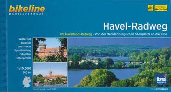 Bikeline Radtourenbuch Havel-Radweg mit Havellandradweg