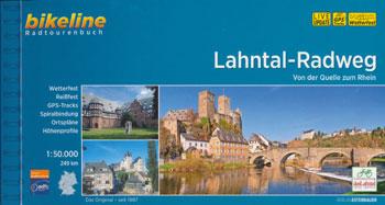 Bikeline-Radtourenbuch Lahntal-Radweg von der Quelle zum Rhein