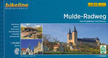 Bikeline-Radtourenbuch Muldental-Radweg, vom Erzgebirge nach Dessau