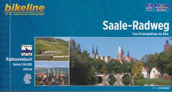 Bikeline-Radtourenbuch Saale-Radweg, vom Fichtelgebirge zur Elbe