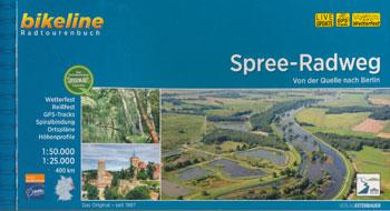 Bikeline-Radtourenbuch Spree-Radweg von der Quelle nach Berlin