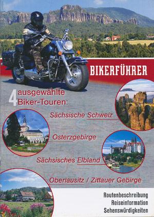 Bikeführer 4 ausgewählte Biker-Touren Sächs. Schweiz, Osterzgebirge, Elbland