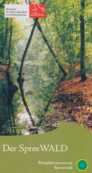 Biosphärenreservat Spreewald, Nationale Naturlandschaften