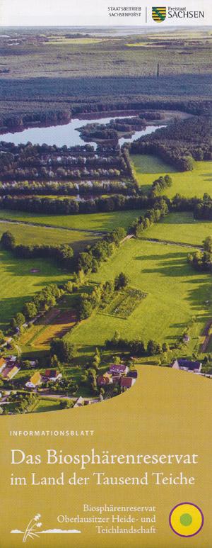 Biosphärenreservat im Land der Tausend Teiche - Oberlausitzer Heide- und Teichlandschaft